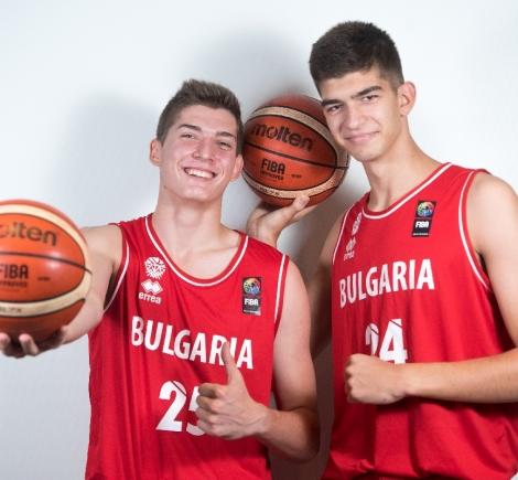 България U16 ще се бори за 9-о място на европейското