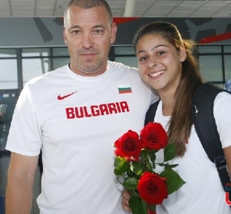 Олимпийска титла за Александра Начева