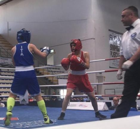 Горяна Стоева ще боксира за бронз в Аржентина