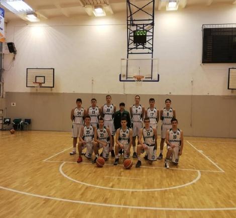 Балкан U15 загуби последния си мач в европейската лига