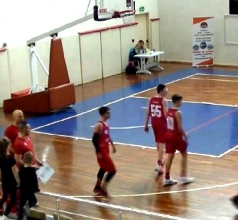 ЦСКА U15 с поражение в европейската лига