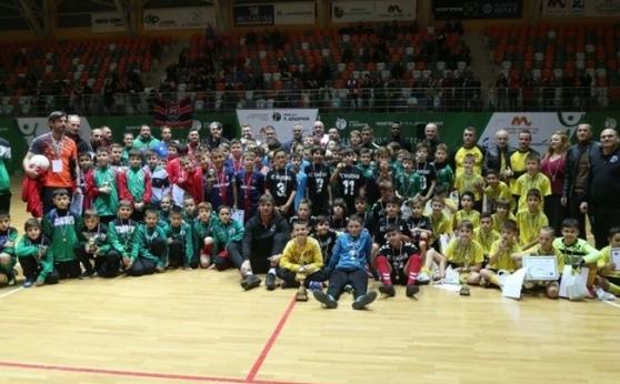 Вардар спечели международния футболен турнир в Панагюрище