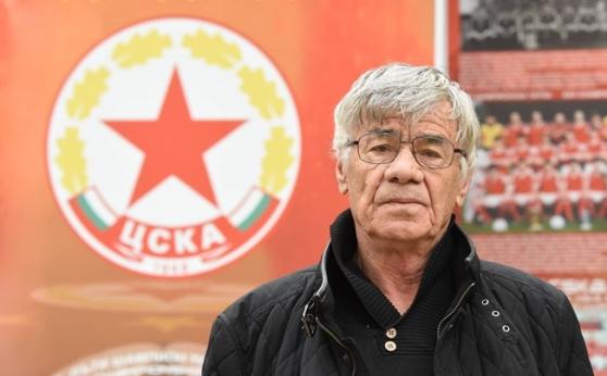 Легендата на ЦСКА Стоян Йорданов пред СПРИНТ: Трябва да дадем шанс на българските дечица