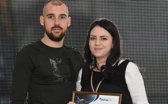 """Нургюл Салимова в топ 3 на """"Спортни таланти"""" 2019"""