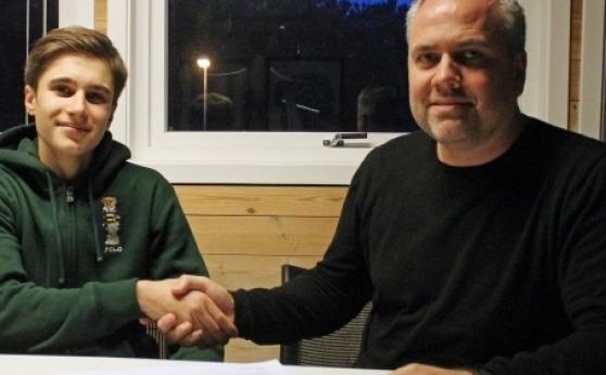Датски и норвежки грандове искат 17-годишен български играч на  Санднес Улф