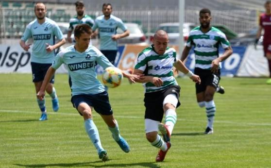 Дунав победи Черно море в контрола, куп юноши играха и в двата отбора