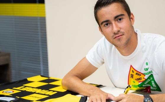 Ботев (Пловдив) подписа първи професионален договор със Стефан Попов
