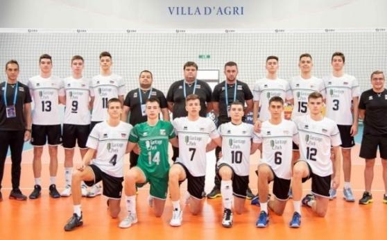 България U18 в топ 4 на Европа: Престиж и разочарование