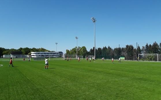 Турнир по футбол за деца (2008) ще се проведе в НФБ Бояна