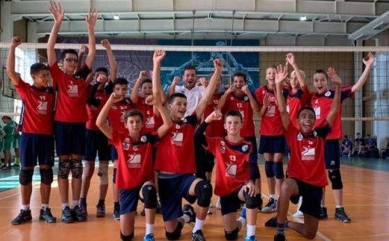 ВАСК, Люлин и Левски се класираха за държавни финали за момчета U13