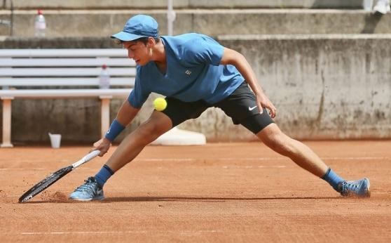 Успешен старт за Адриан Андреев на турнир в Мадрид