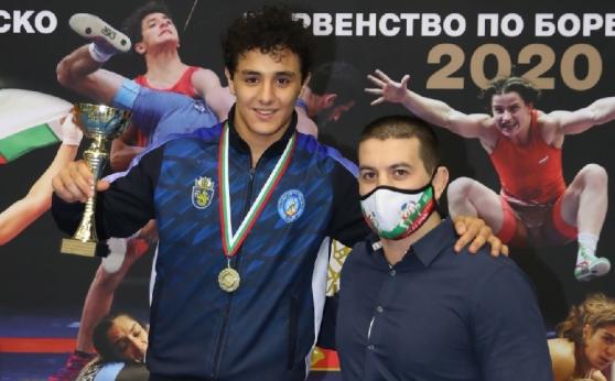 Назарян с награда за най-техничен борец