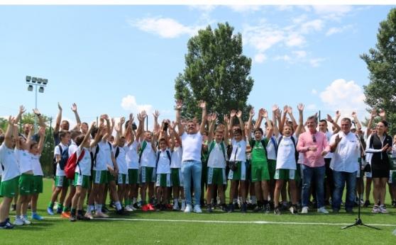 Школата на Хебър следва европейски модел за развитие