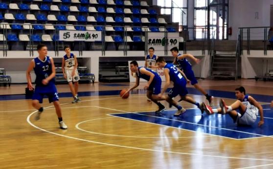 Подновяват баскетболните първенства при подрастващите в сряда
