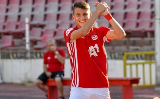 Мартин Смоленски с два гола за ЦСКА в контрола в Турция
