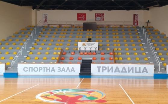 Събират на лагер баскетболистки, родени през 2006 и 2007 г.
