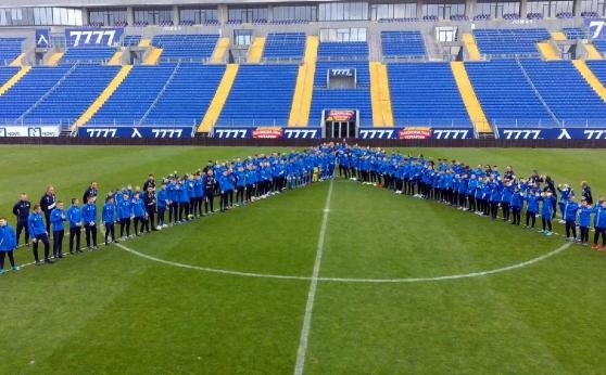 Петима юноши на Левски подписаха професионални договори с клуба