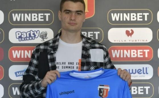 Локомотив (Пловдив) подписа договор с Кристиан Томов