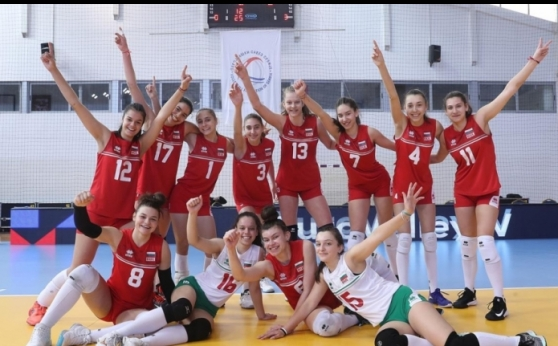 Обявиха състава на волейболистките U16 за евроквалификацията