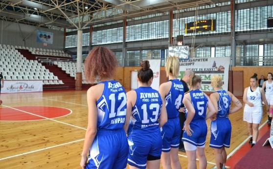 Определиха участниците на финалите при баскетболистките U19