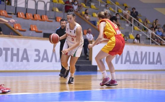 Трета поредна победа за баскетболистките U18 на Чалънджъра в София