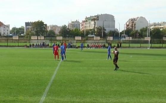 Без победител в дербито Левски - ЦСКА в Елитната U19 (видео)