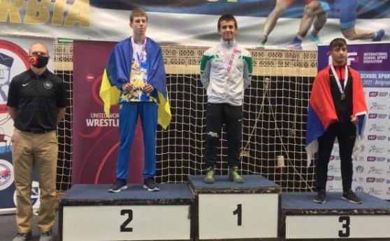 Второ злато за България от Световните ученически игри