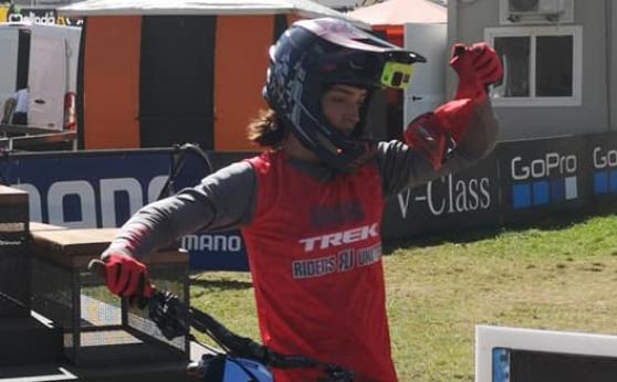 Изабела Янкова спечели световната купа в планинското колоездене при девойките