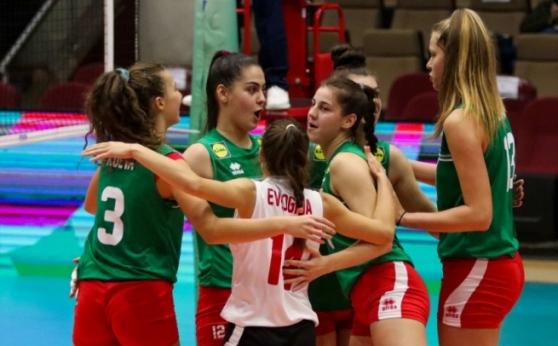 Волейболистките U18 завършиха на 17-та позиция на световното в Мексико