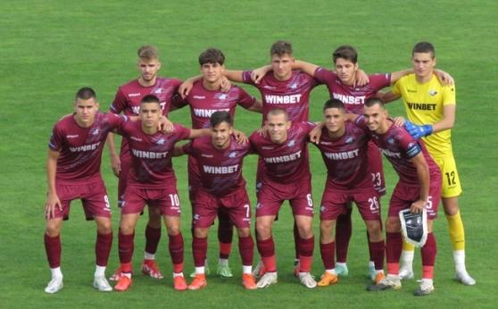 Септември срещу Рейнджърс във втори кръг на Младежката шампионска лига U19
