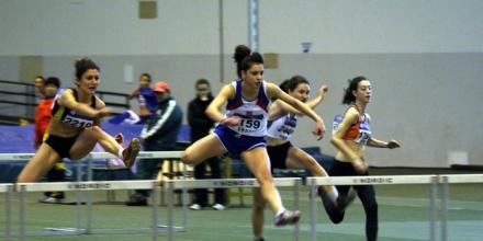 Девойка счупи рекорд в атлетиката
