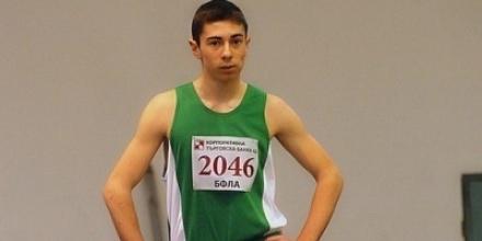 Юноша счупи рекорд в атлетиката