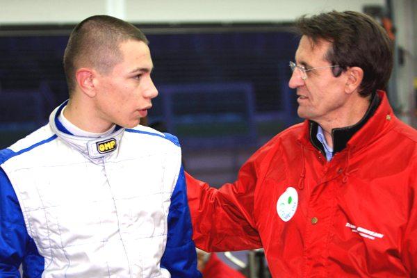 Български талант с първи официален тест за Формула 3