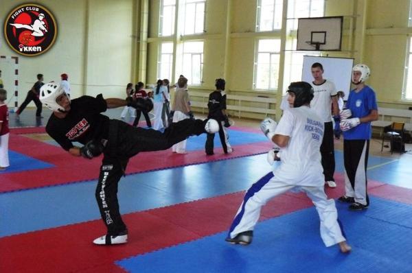 Бойните спортове - магнит за децата
