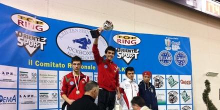 9 медала за кикбоксьорите на Иккен в Италия