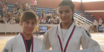 Борислава Дамянова европейска шампионка по самбо