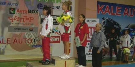 България спечели балканската титла по самбо