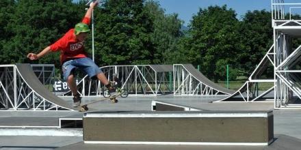 Общината сбъдна мечтата на скейтбордистите
