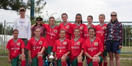 Девойките триумфираха на Балканиадата по софтбол
