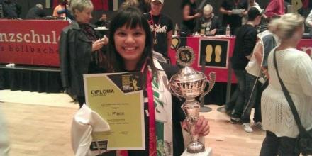 Бургазлийка e световна шампионка по брейк денс