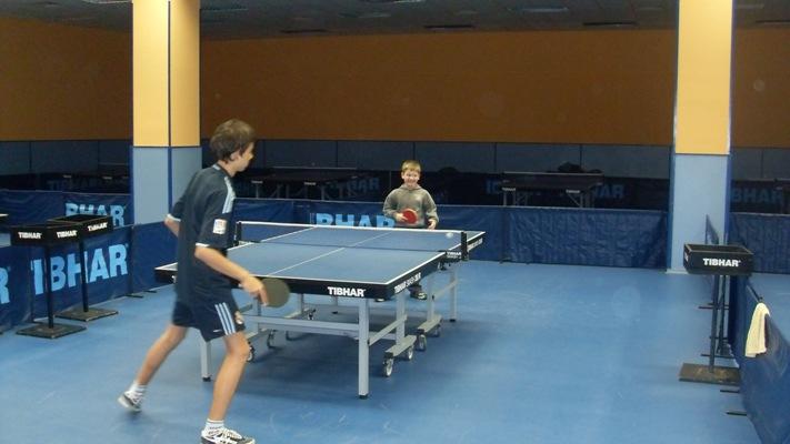 Тенис на маса в