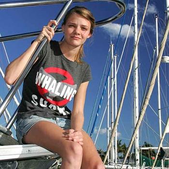 Джесика Уотсън завърши околосветската си обиколка