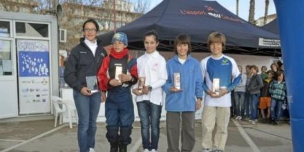 Хинковска с два приза от регата в Хирона