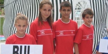 7 медала спечели НСА от турнир в Белград