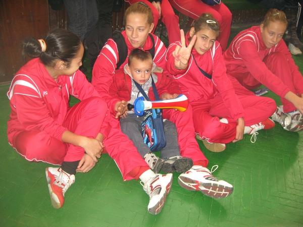 Близначки от Пловдив са моторът на волейболния ЦСКА