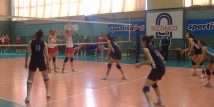 Левски Волей надигра ЦСКА при девойките старша