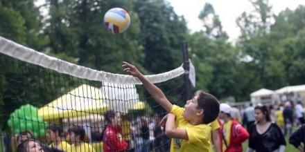Правят волейболен камп за юноши в Тетевен