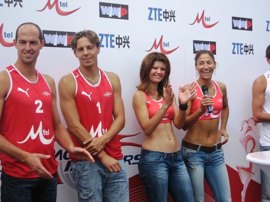 България посреща най-добрите по плажен волейбол