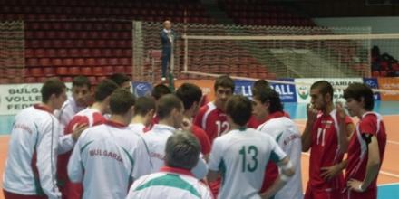 С 3:0 над Словения кадетите докосват Евро 2011