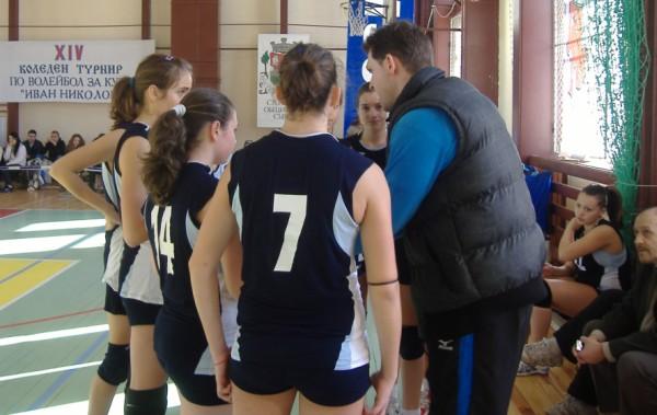 Скаут на US университет търси волейболистки у нас